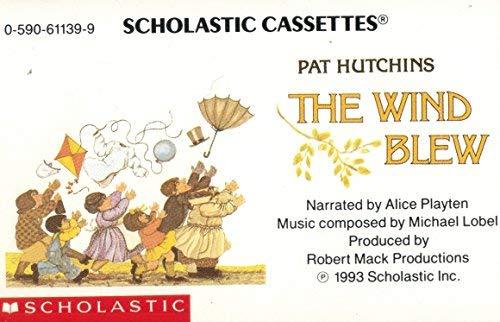 9780590611398: The Wind Blew (Scholastic Audio Cassette)