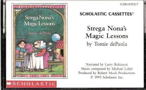 9780590612104: Strega Nona's Magic Lessons