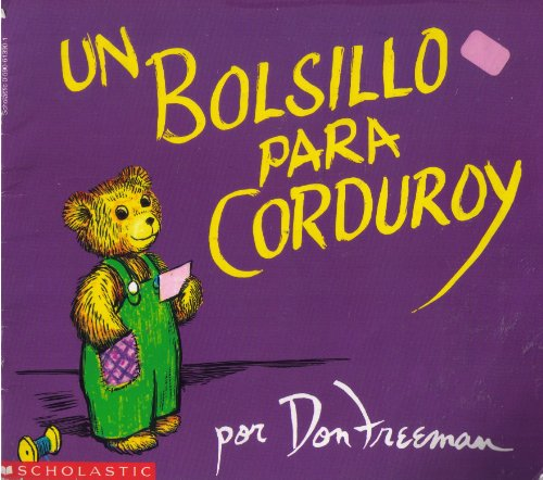9780590613903: Un bolsillo para Corduroy