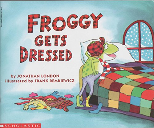 9780590617307: Froggy Gets Dressed