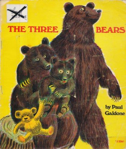 9780590619714: The Three Bears