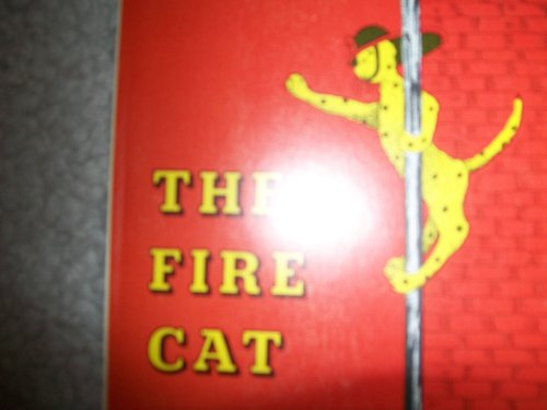 9780590621236: the fire cat