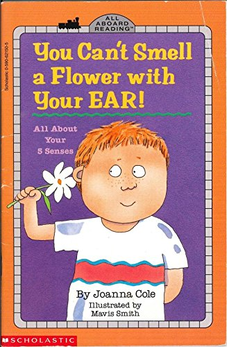 9780590621502: You Can't Smell a Flower with Your Ear