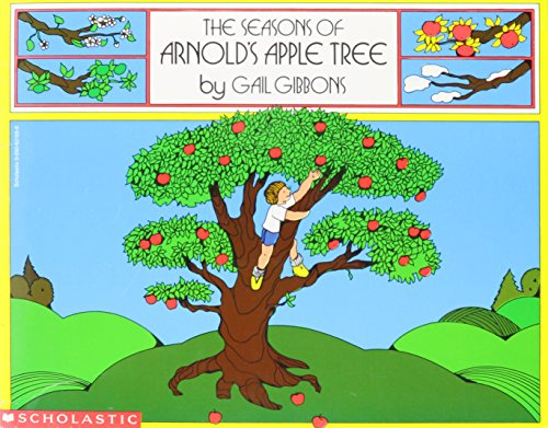 9780590621557: The Seasons of Arnold's Apple Tree