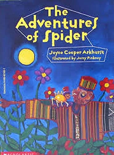 9780590621830: The Adventures Of Spider