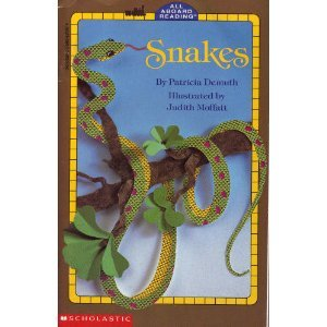 9780590621908: Snakes