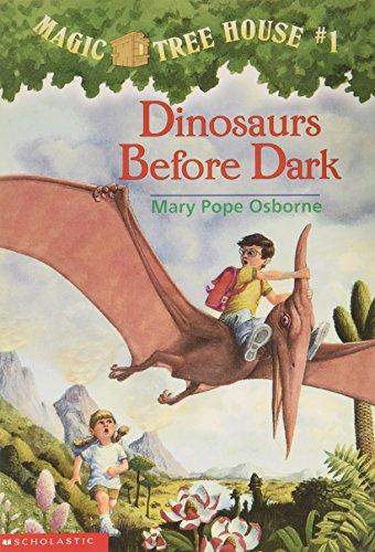 9780590623520: Dinosaurs Before Dark (Magic Tree House