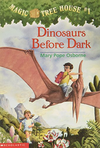 9780590623520: Dinosaurs Before Dark - Magic Tree House #1