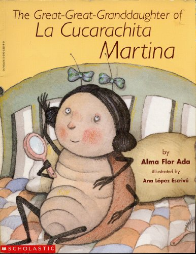 9780590623544: The Great-Great-Granddaughter of La Cucarachita Martina