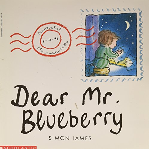 9780590623575: Dear Mr. Blueberry
