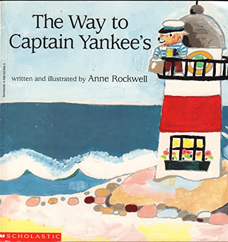 9780590623582: The Way to Captain Yankee's