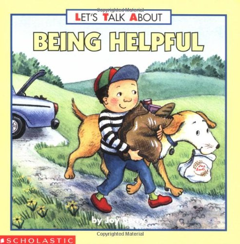9780590623858: Let's Talk about Being Helpful (Let's Talk About...(Joy Berry))