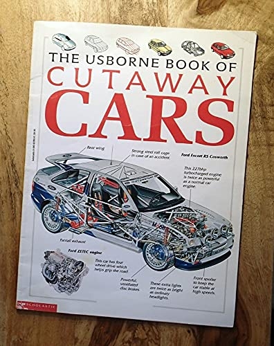 9780590623957: The Usborne Book of Cutaway Cars