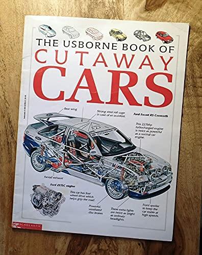 9780590623957: The Usborne Book of Cutaway Cars