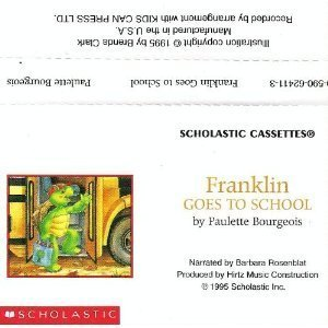 9780590624114: Franklin Goes to School