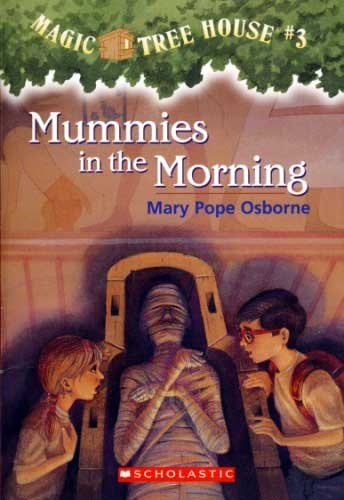 9780590629843: Mummies in the Morning (Magic Tree House)