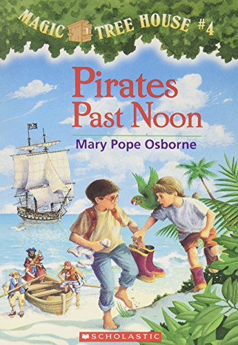 9780590629850: [( Pirates Past Noon )] [by: Mary Pope Osborne] [Dec-1994]