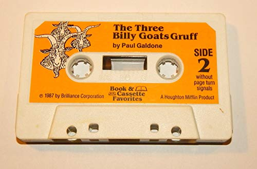 9780590630689: The Three Billy-Goats Gruff