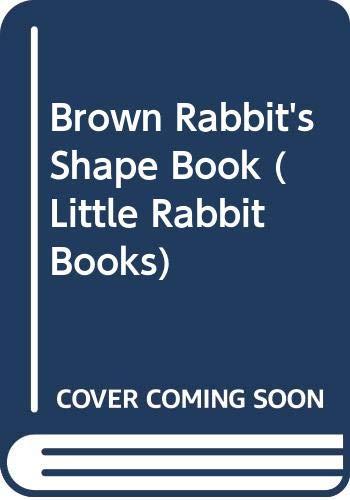 9780590630894: Brown Rabbit's Shape Book (Little Rabbit Books)