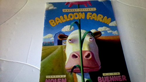 9780590630955: Harvey Potters Balloon Farm