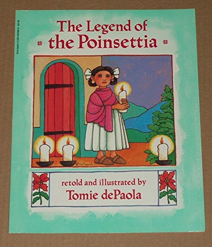 9780590630986: The Legend of the Poinsettia