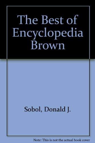 9780590631327: The Best of Encyclopedia Brown