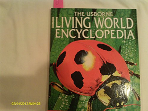 9780590631440: The Usborne living world encyclopedia