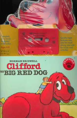 9780590632126: Clifford The Big Red Dog