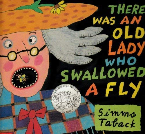 9780590632645: There Was an Old Lady Who Swallowed a Fly
