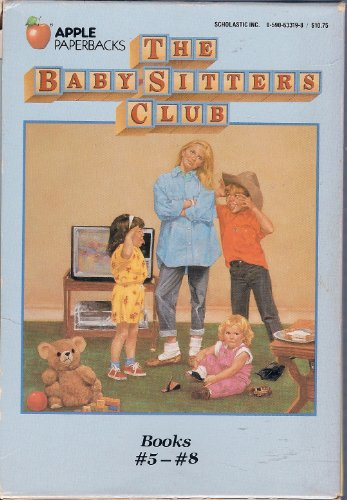 9780590633192: Baby-Sitters Club #02-4 Vol. Boxed Set: Books #05-#08