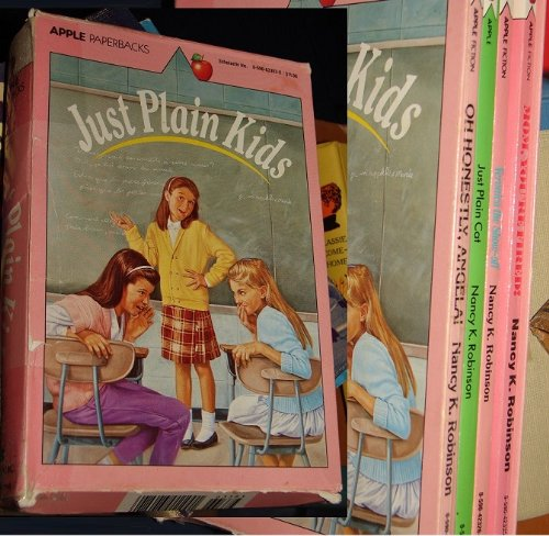 Just Plain Kids: Robinson, Nancy K.