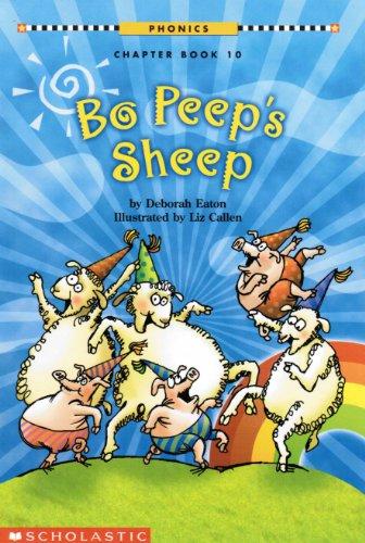 9780590634410: Bo Peep's Sheep (Phonics Chapter Book)