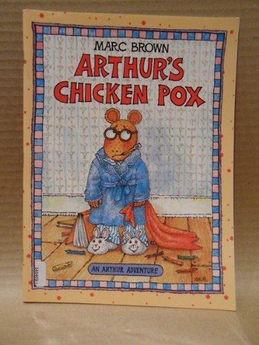 9780590634809: Arthur's Chicken Pox