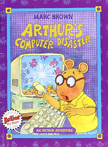 9780590634854: Arthur's Computer Disaster