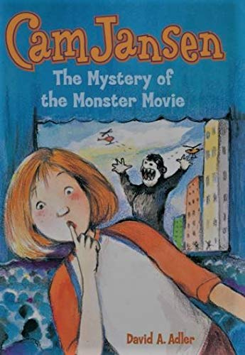 9780590634960: Cam Jansen and the Mystery of the Monster Movie