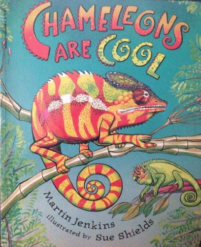 9780590634984: Chameleons Are Cool