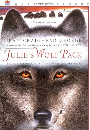 9780590635349: Julie's Wolf Pack