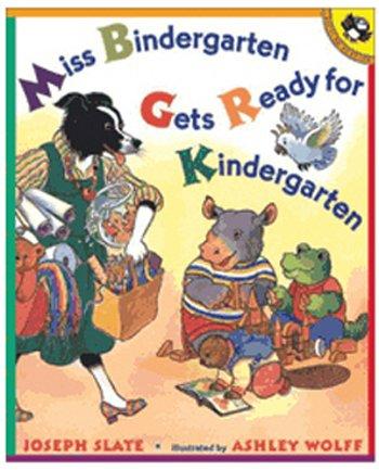 9780590635677: Miss Bindergarten Gets Ready