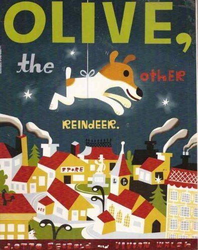 9780590635738: OLIVE the other REINDEER