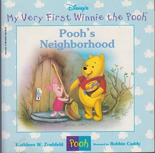 9780590635912: Pooh's Neighborhood
