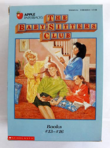 The Baby-Sitters Club: Good-Bye Stacey, Good-Bye/Hello, Mallory/Little Miss Stoney Brook and Dawn/...