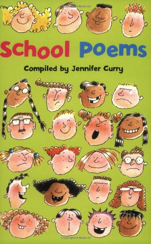 9780590637459: School Poems (Young Hippo Poetry)