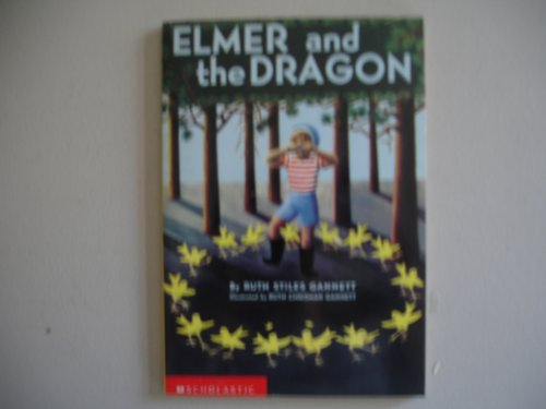 9780590637541: Elmer and the Dragon
