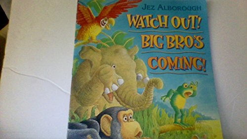 9780590638043: Watch Out! Big Bro's Coming! (1999)