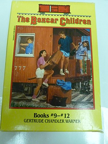 9780590638142: The Boxcar Children Mysteries, Books 9-12