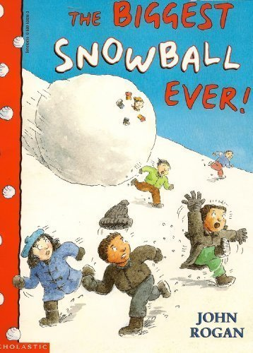 9780590638340: The Biggest Snowball Ever!