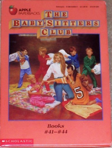 9780590638685: The Baby-Sitters Club: Mary Anne Vs. Logan/Jessie and the Dance School Phantom/Stacey's Emergency/Dawn and the Big Sleepover, #s 41-44