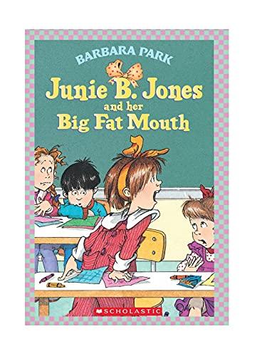 9780590638876: Junie B. Jones and her Big Fat Mouth (Junie B. Jones #3)