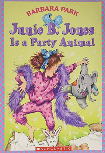 9780590639170: Junie B. Jones is a Party Animal