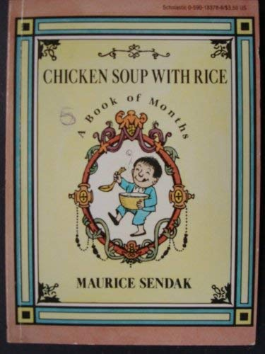 9780590646451: Chicken Soup With Rice: A Book of Months (The Nutshell Library)
